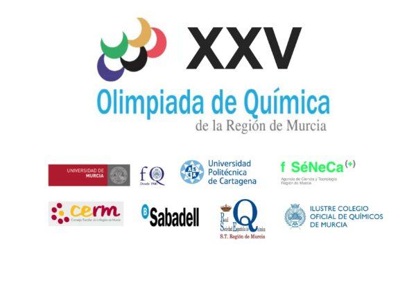 Cancelado el Acto de entrega de Premios de la XXV OLIMPIADA DE QUÍMICA DE LA REGIÓN DE MURCIA