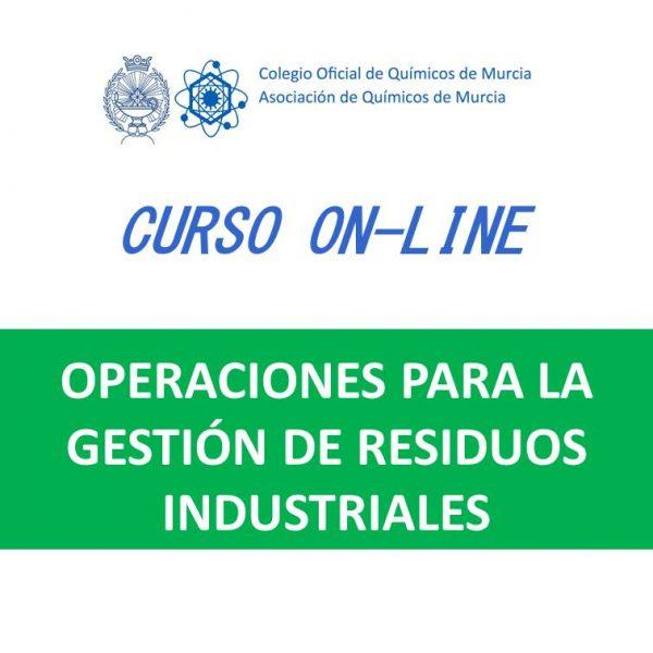 C13 – CURSO Gestión Residuos Industriales