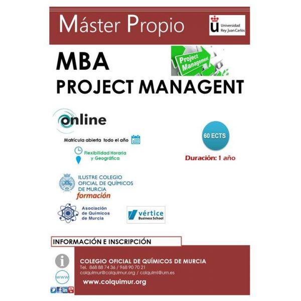 MTP MBA PROJECT MANAGEMENT2