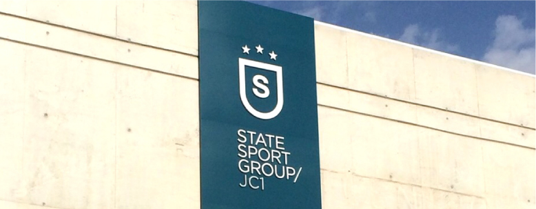 LOGO STATE SPORT GROUP JC1
