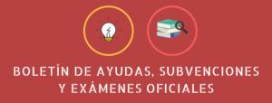 Boletín de Ayudas y Subvenciones