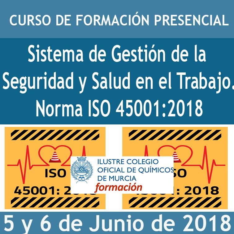 Caja ISO 45001