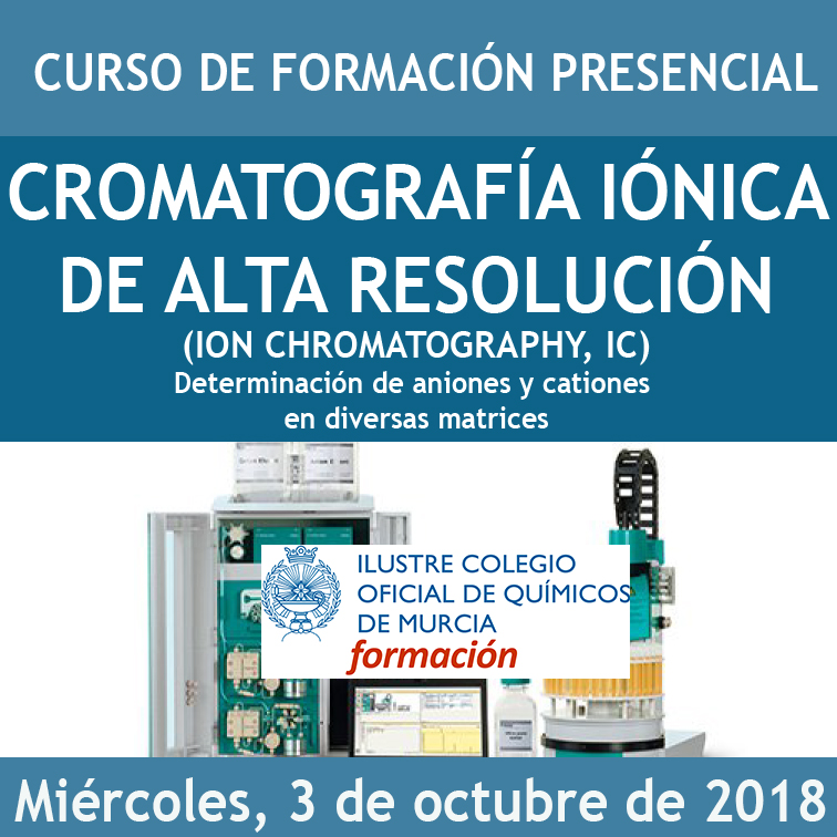 Caja Cromatografía Ionica 3 edicion