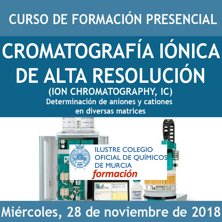 Caja Cromatografía Ionica 4 edicion