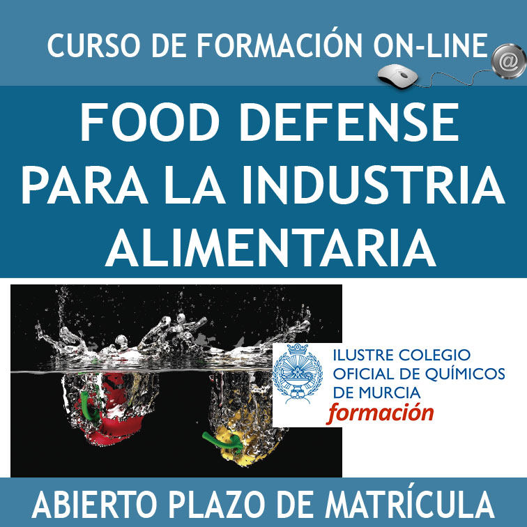 Caja Food Defense Industria Alimentaria