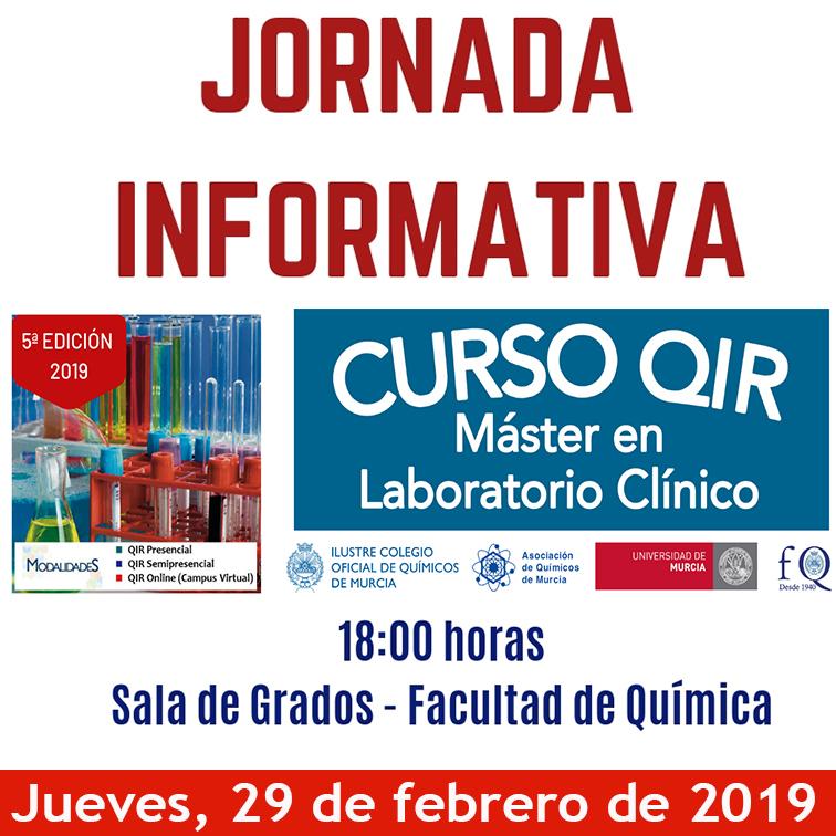 JOrnada Informativa QIR 2019 2