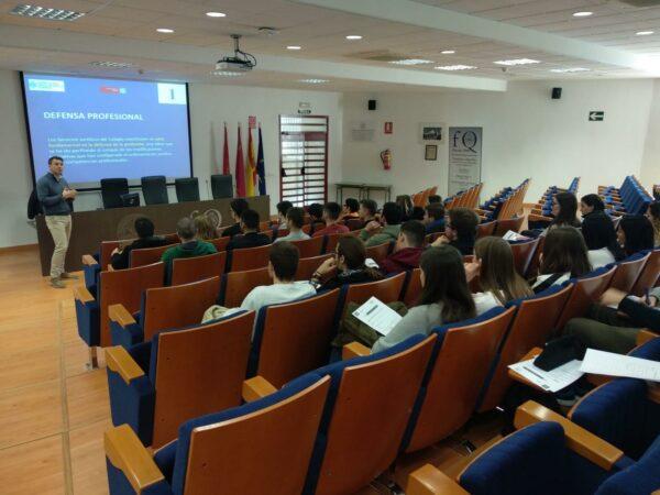 Programa de Orientación De Salidas Profesionales de la Facultad de Química