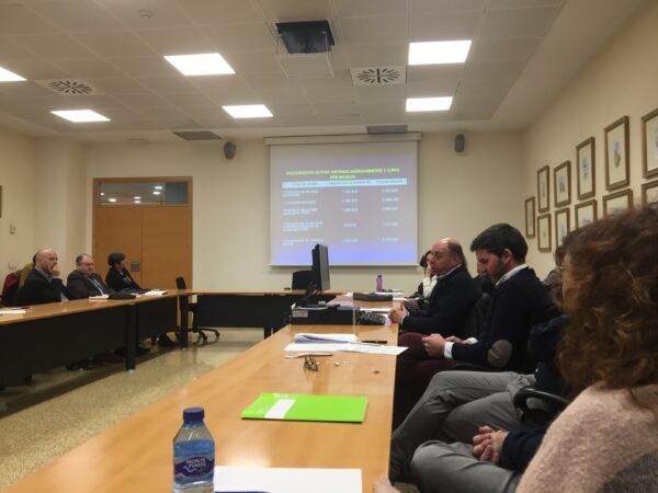 Participación del Colegio de Químicos de Murcia en la Comisión de Seguimiento del plan de mejora de la calidad del aire.