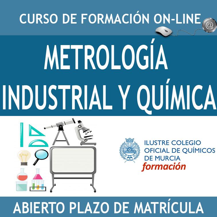 Caja Metrología Industrial y Química