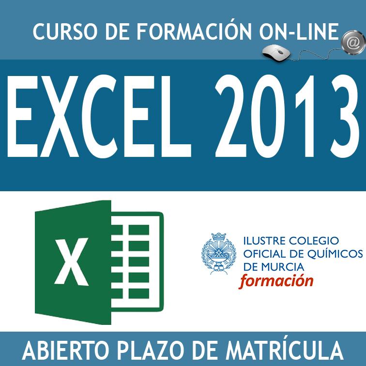 Caja EXCEL 2013