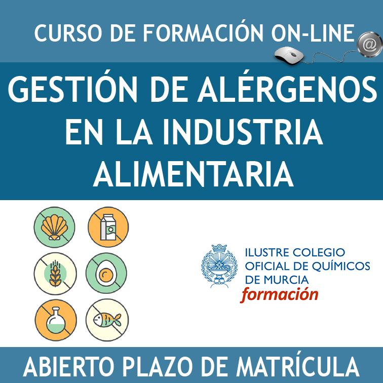 Caja Gestión de Alérgenos en la Industria Alimentaria
