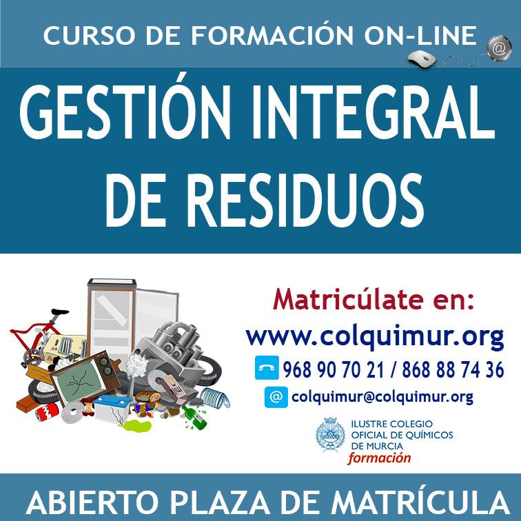 Caja Gestión Integral de Residuos