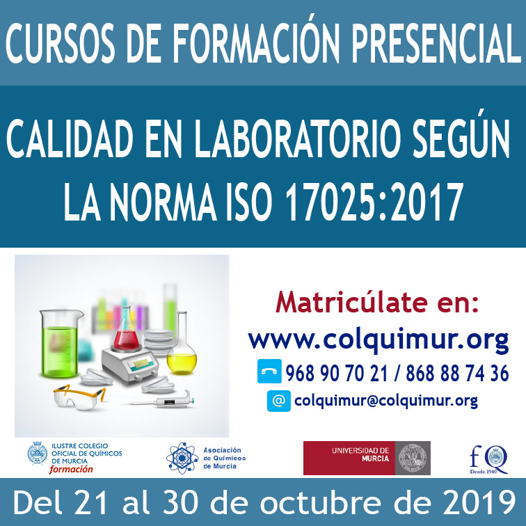 Calidad en Laboratorio ISO 17025