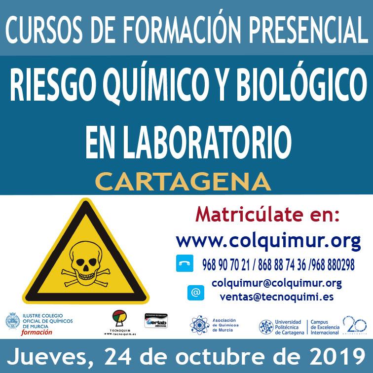 Caja Riesgo Químico Cartagena