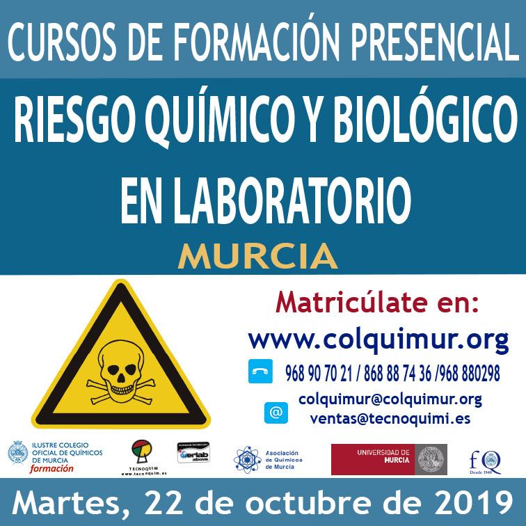 Caja Riesgo Químico Murcia