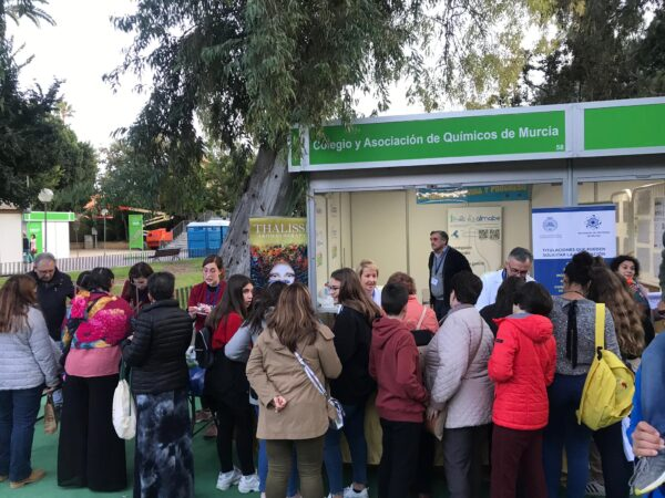 Semana de la Ciencia y la Tecnología de la Región de Murcia 2019 #SeCyT19