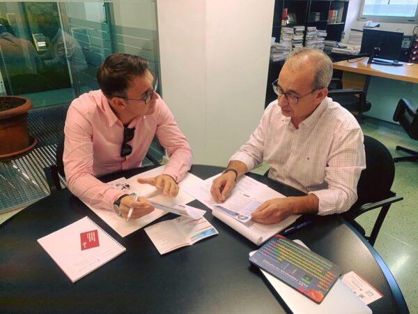 Convenio de colaboración con Amusal Región de Murcia