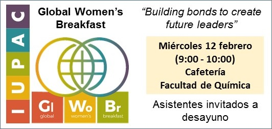Global Women´s breakfast - Building Bonds to Create Future Leaders
