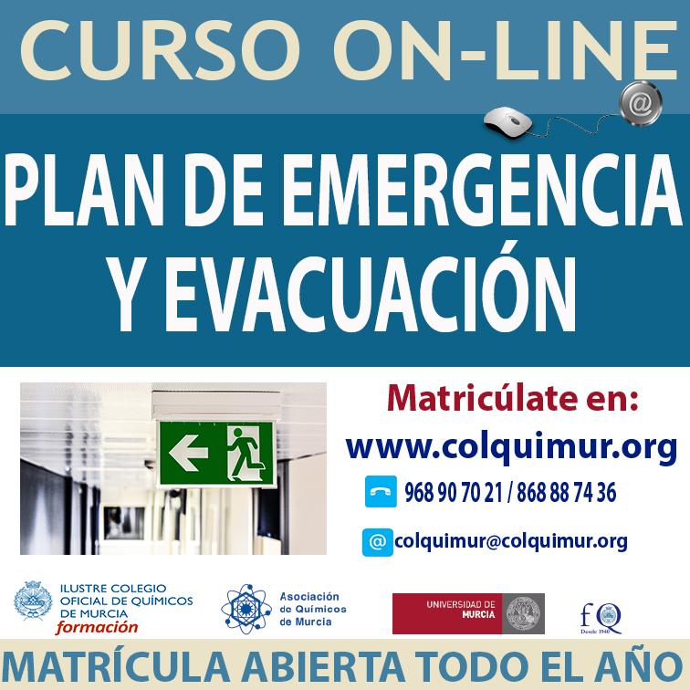CAJA plan de emergencia y evacuación