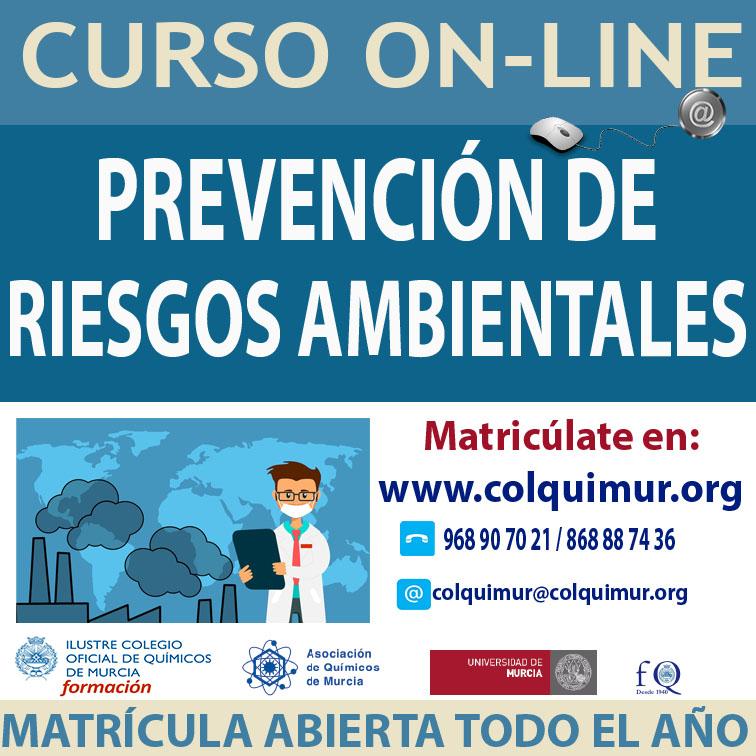 CAJA prevención de riesgos ambientales