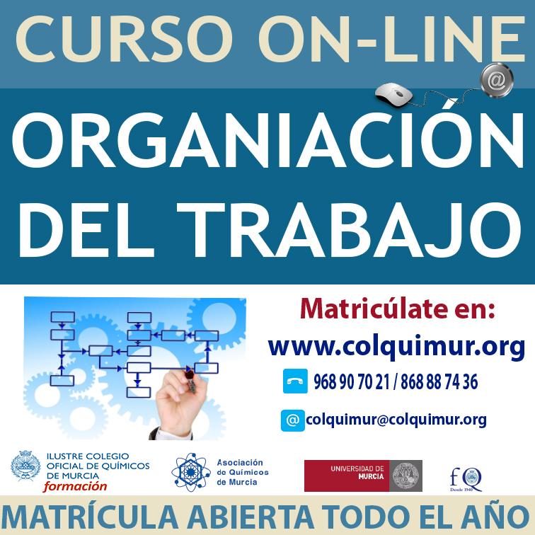CAJA Organizacion del trabajo