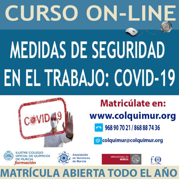 MEDIDAS DE SEGURIDAD EN EL TRABAJO: COVID-19