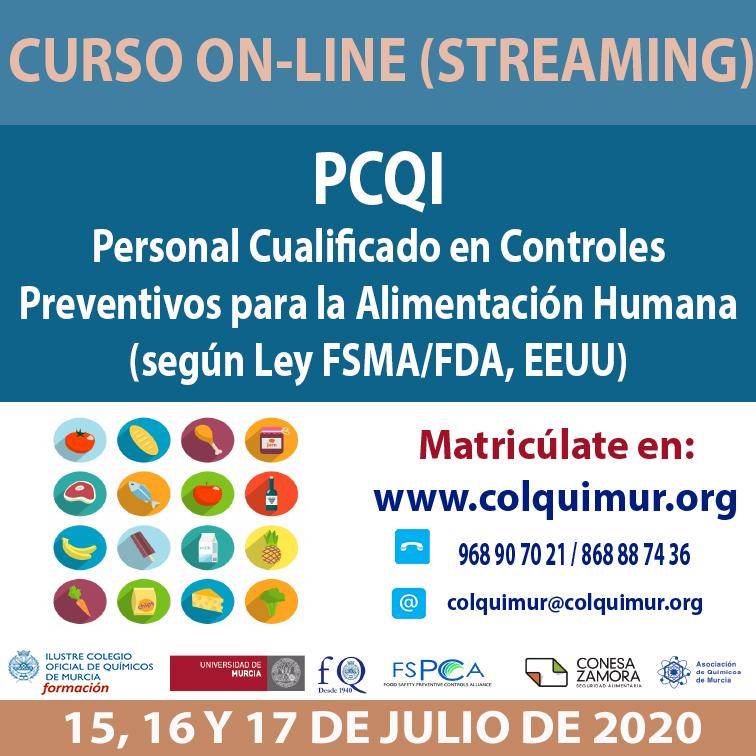 CAJA PCQI JULIO STREAMING