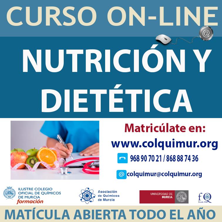 Caja Nutrición y Dietetica