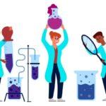 grupo-cientificos-trabajando-laboratorio_23-2148504145