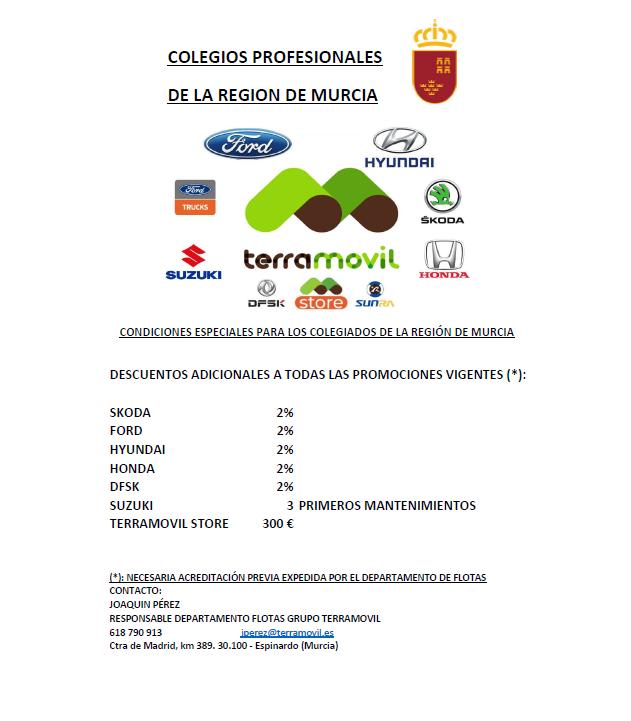DESCUENTO GRUPO TERRAMOVIL